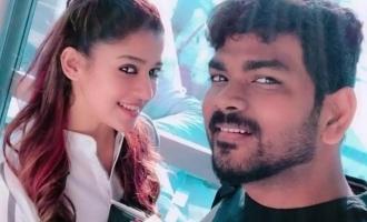 vignesh sivan update Nayanthara in Netrikan movie – தமிழ் News