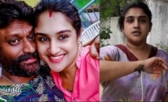 Vanitha Vijayakumar Peter Paul breakup controversy video statement