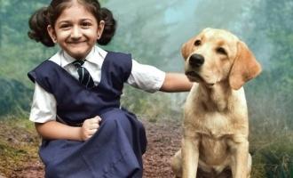 Karthik Subbaraj presents the enchanting '777 Charlie' Tamil teaser