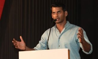 Vishal's announces action on 'MeToo' allegations in the film industry