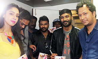 Dhanush Launches '7 Naatkal' Audio