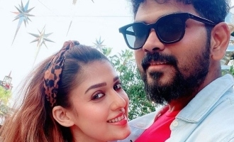 Netizens comment about Nayan and Vignesh romance stills