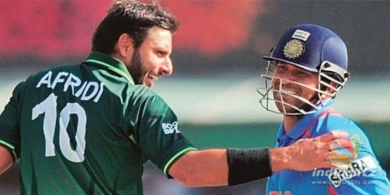 Shahid Afridi opens secret of how Sachin Tendulkar helped him create history