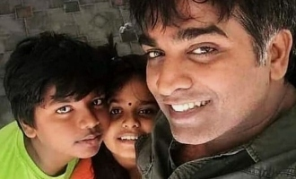 Another actor from Vijay Sethupathi's family!