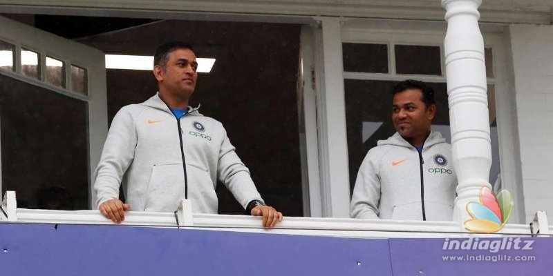 Thala Dhoni absconded on world cup match day