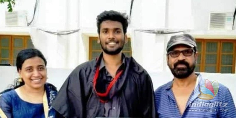 Ajith films director Raj Kapoors 23 year old son passes away suddenly