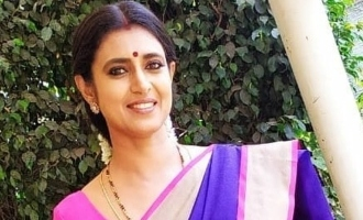Kasthuri questions Ajith's silence!