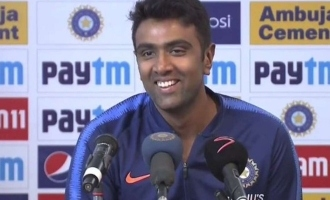 Ashwin's epic troll on Tim Paine after historic win!