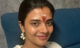 Aishwarya Rajesh's latest photo sparks marriage rumours