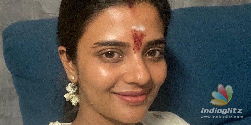Aishwarya Rajeshs latest photo sparks marriage rumours