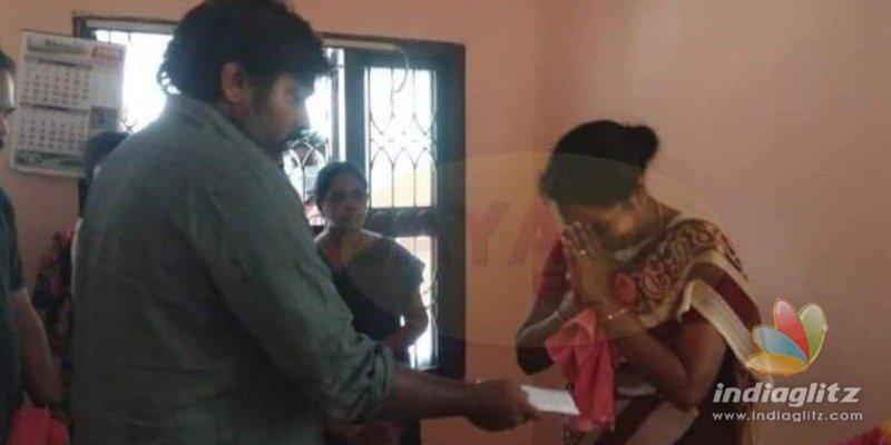 Vijay Sethupathi breaks coronavirus lockdown to attend funeral and help journalists family