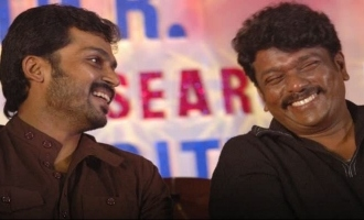 Parthiban clarifies about new movie with Karthi after 'Aayirathil Oruvan'