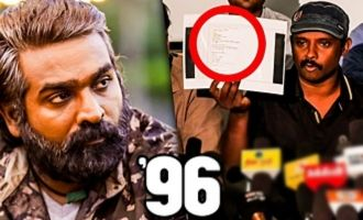 PROOF : 96 is a Stolen Story | Filmmaker Suresh Speech