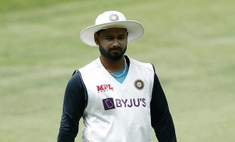 After Rishabh Pant, another Indian team member tests positive for Covid-19; 3 more isolated
