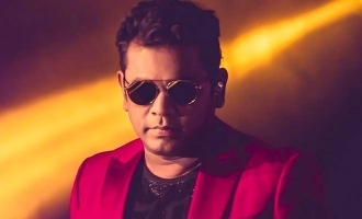 AR Rahman launches a new talent!
