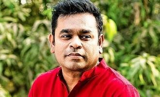 AR Rahman's next gets an international honor!