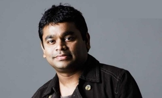 A.R. Rahman releases mass teaser video of his son