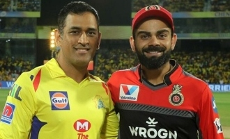 Win to begin! It's the way CSK went yet again