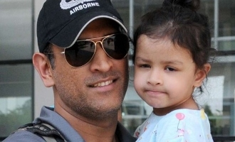 Actress warns that she'll kidnap Ziva Dhoni!
