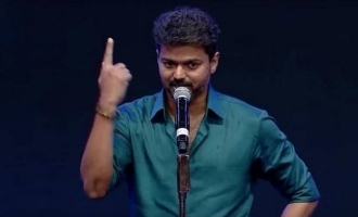 When Thalapathy Vijay will enter politics - SAC's speech video