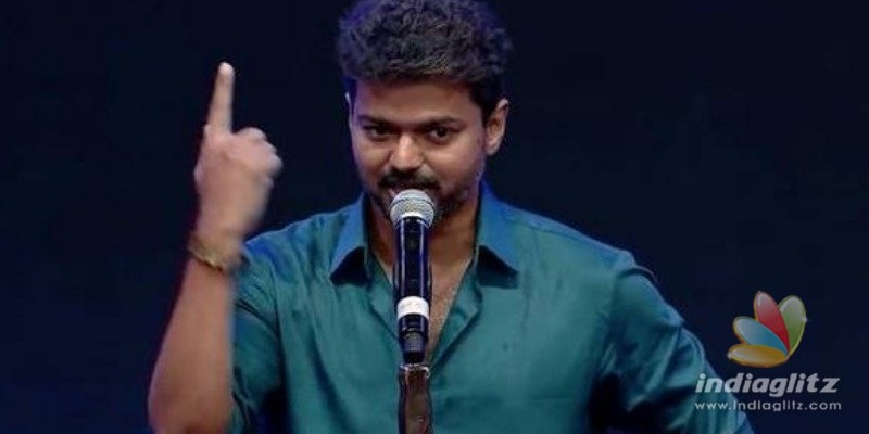 When Thalapathy Vijay will enter politics - SACs speech video