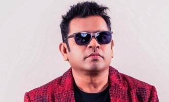 CINEMA ISAIPUYAL AR RAHMAN APPRECIATES D IMMAN FOR BAGGING NATIONAL AWARD