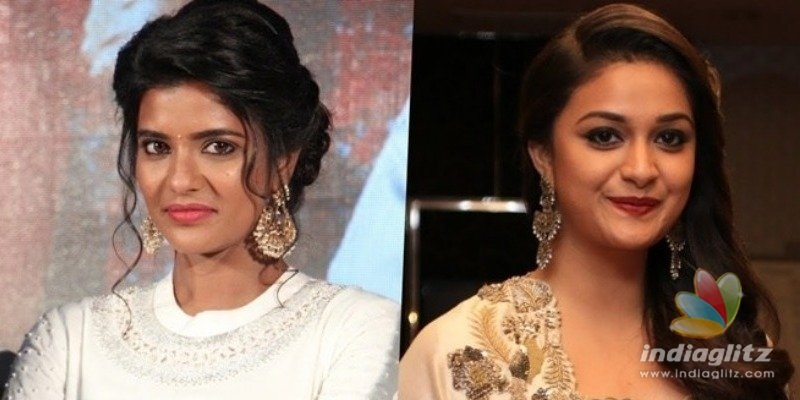 Aishwarya Rajesh begins after Keerthy Suresh