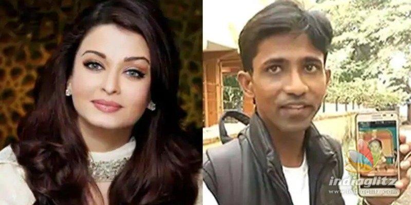 Man claiming to be Aishwarya Rai Bachchans son back in  news