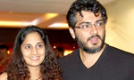 Ajith & Shalini - Photo Feature