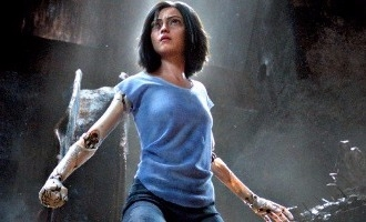 Mind Blowing! James Cameron's  innovative 'Alita : Battle Angel' trailer is here