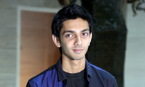 Anirudh Ravichander @ Earth Hour 2014