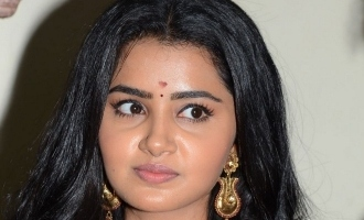 Anupama Parameshwaran reacts strongly to glamorous photos leaked on the internet
