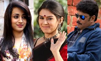 Sundar C kick-starts Trisha and Hansika's 'Aranmanai 2'