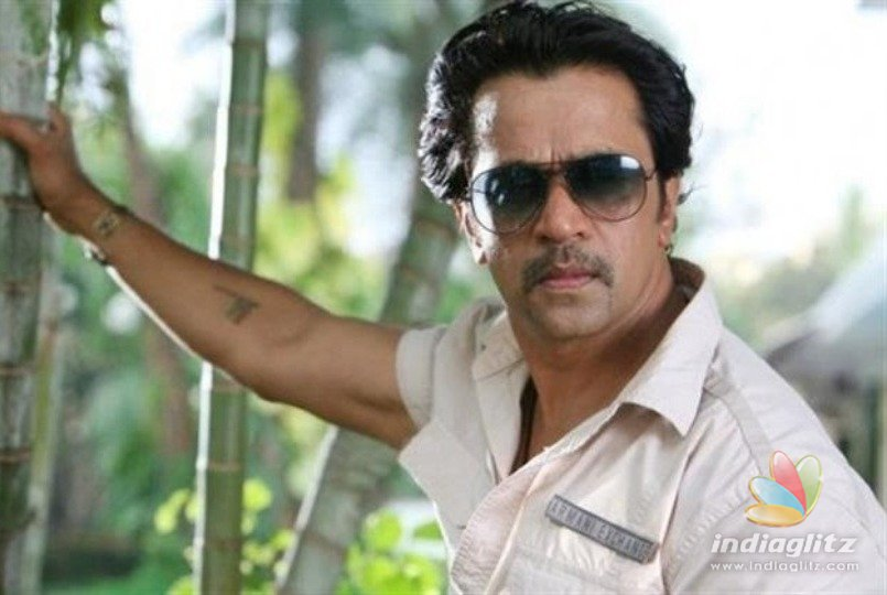 Action King Arjun teams up with Vijay Antony