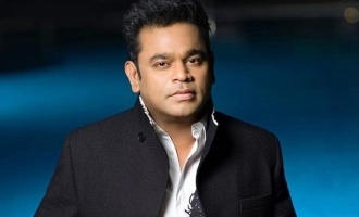 A.R. Rahman announces release date of his first movie as writer and producer