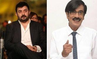 Arvind Swamy goes to court against Manobala
