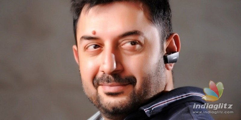 Confirmed? Arvind Swamy as MGR