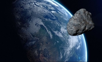 A giant 'city-killer' asteroid just missed hitting Earth yesterday
