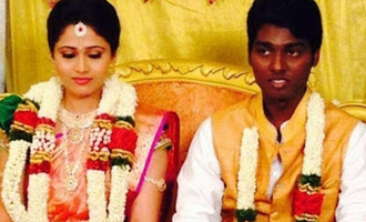 Director Atlee is Engaged to Priya