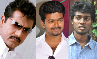 Katthi gets the support of Sarath Kumar