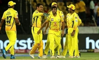 Chennai Super Kings Team In Quarantine After Player Staff Test Positive