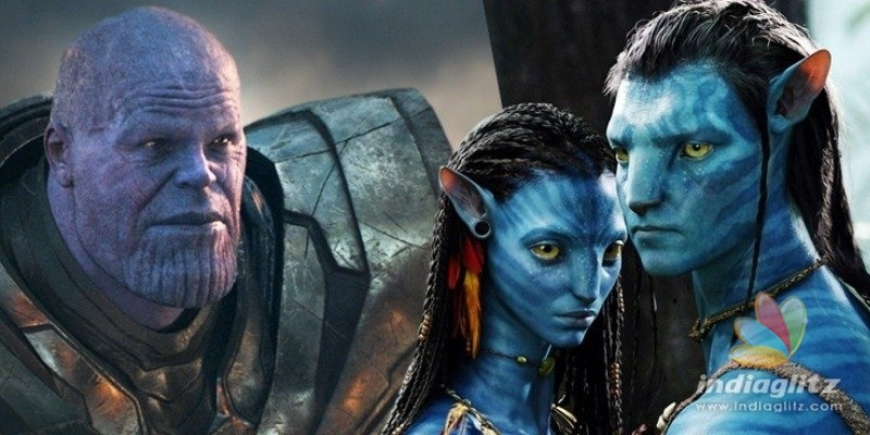 James Camerons open challenge to Avengers :Endgame with his Avatar 2