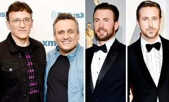 Avengers directors directing Netflix's most expensive original movie!