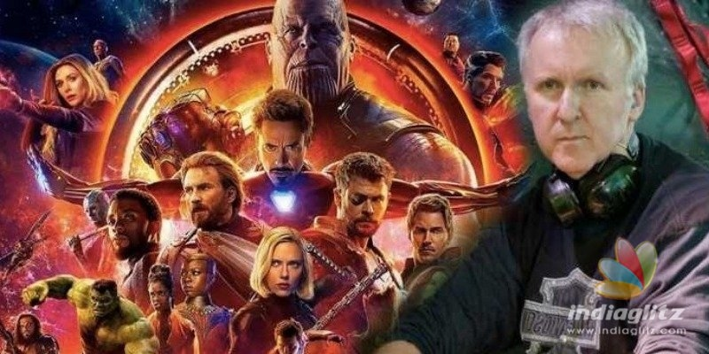 James Cameroon graciously accepts Avengers :Endgame sinking his Titanic