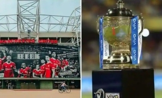 Manchester United owners to buy a new IPL team?