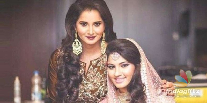 Sania Mirza confirms sister marriage to former Indian cricket captains son