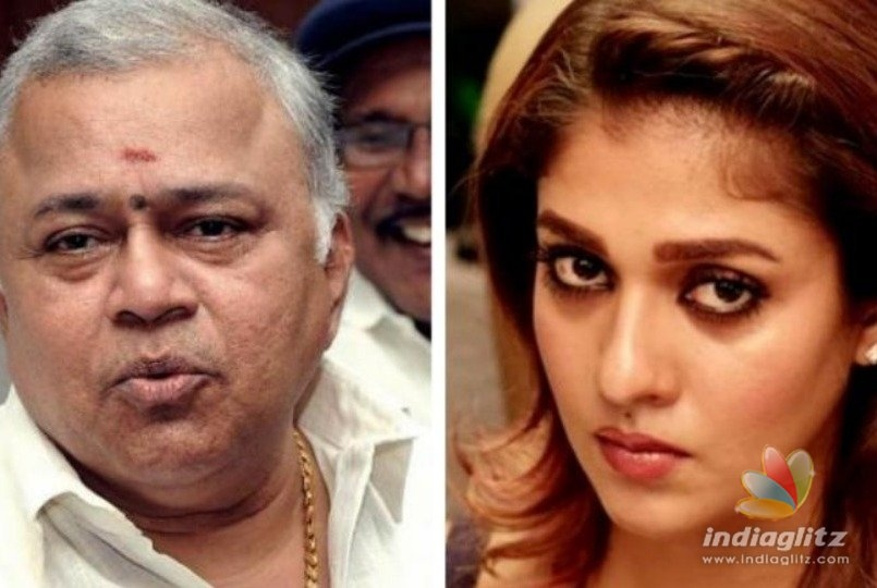 Radha Ravi refuses to apologize to Nayanthara