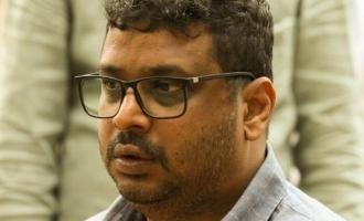 Director C.S. Amudhan's dad passed away - Emotional video post
