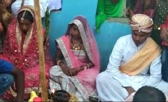 Married CRPF jawan marries lover and remarries wife simultaneously