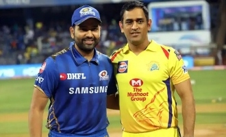 csk vs mumbai indians Sharjah iplt20